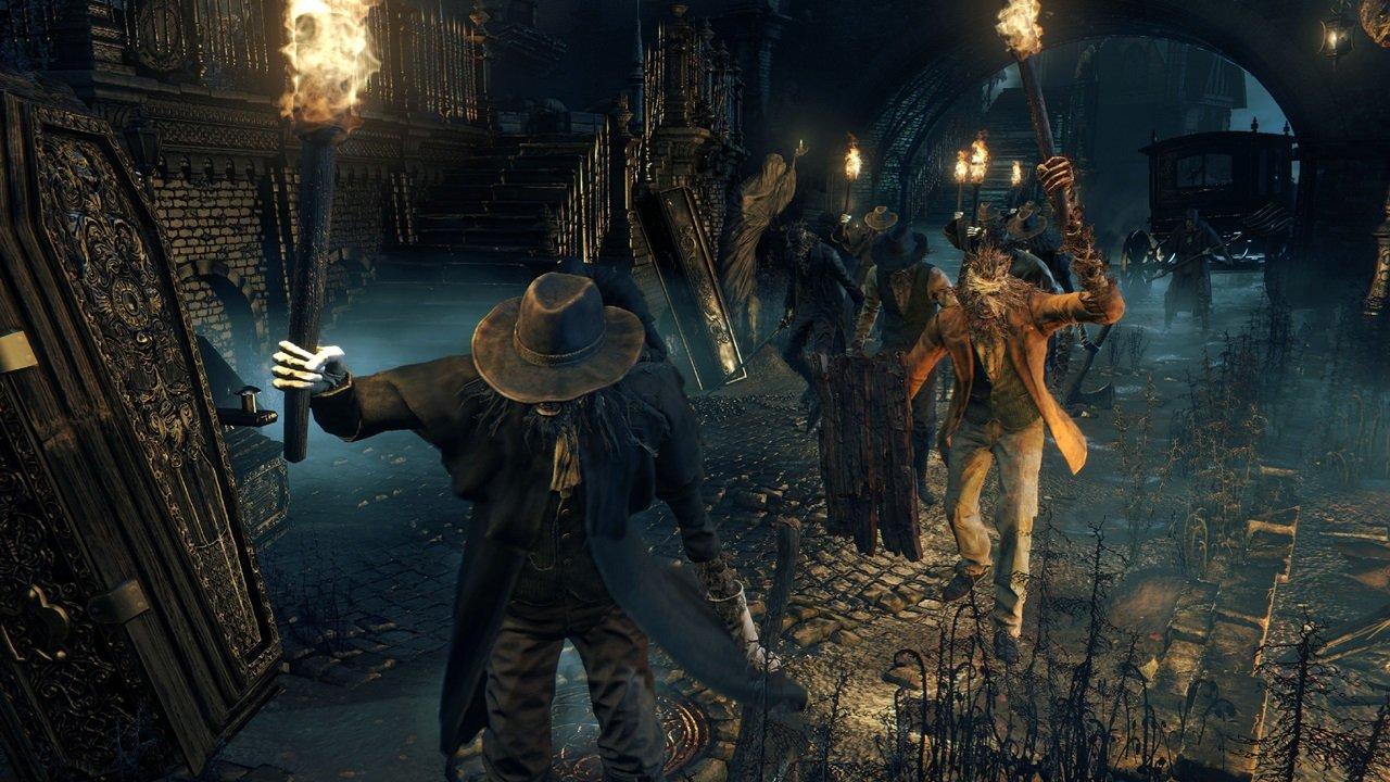 Bloodborne:
